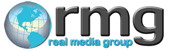 Real Media Group logo